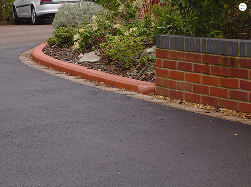 Tarmac Contractors - Kerb & Path Laying