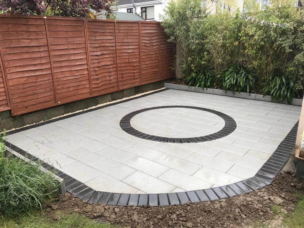 Patio Paving Installation Dublin