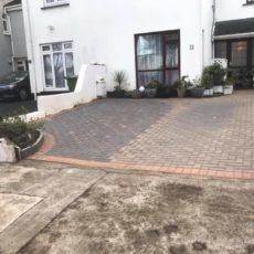 Extending Paving - Tarmac, Gravel or Concrete
