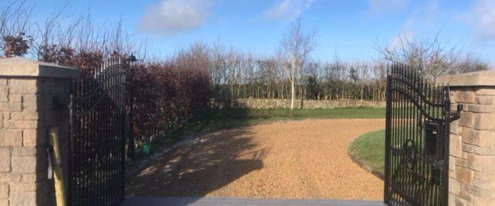 Gravel Driveway Wicklow