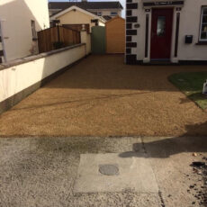 Tar and Chip Driveways Ireland