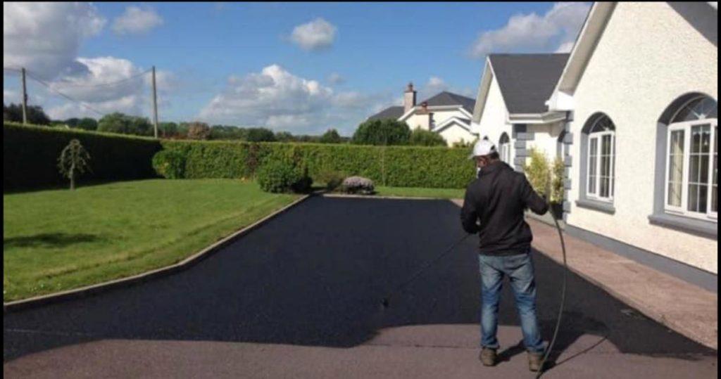 Tarmac Driveway Cleaning Dublin