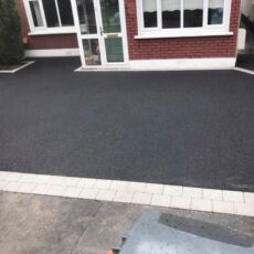 New Asphalt Driveway Lucan