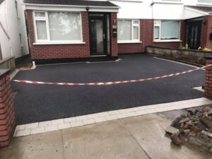 Tarmac Driveway Finished in Dublin, Drogheda