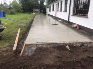 Concrete Patio Co. Meath