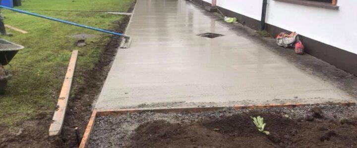 Concrete Patio Co Meath