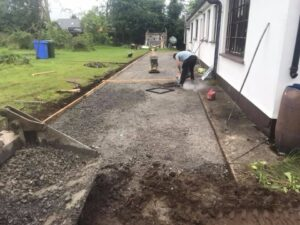 Concrete Patio Meath
