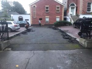 Ballsbridge Dublin Tarmac Driveway