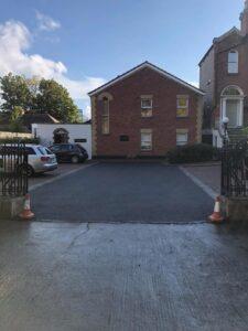 New Tarmac Driveway in Ballsbridge, Dublin