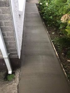 Concrete Footpaths