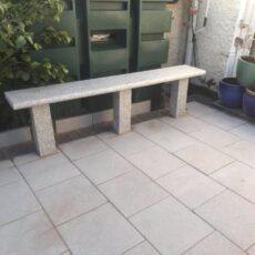 Silver Granite Back Garden Raheny