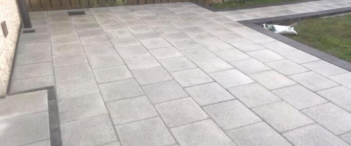 New Patio Completed 4