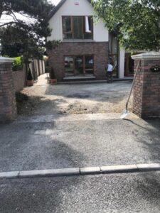 Ballylusk Stone Driveway 1
