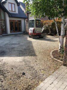 Ballylusk Stone Driveway 2