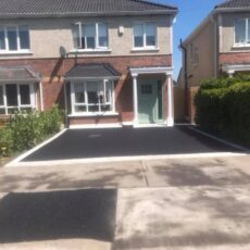 Tarmac driveway completed in Dublin 3