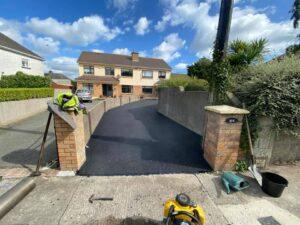 Tarmac Driveway Repair 3