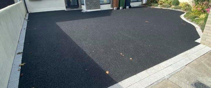 New Tarmac Driveway in North Dublin